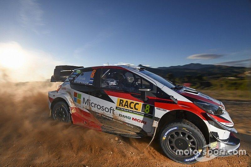 Katalonya WRC: Neuville kazandı, Tanak Dünya Ralli Şampiyonu oldu!