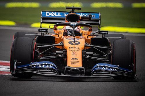 Sainz, preocupado por la degradación y los Toro Rosso
