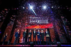 Les stars du sport auto français récompensées par la FFSA
