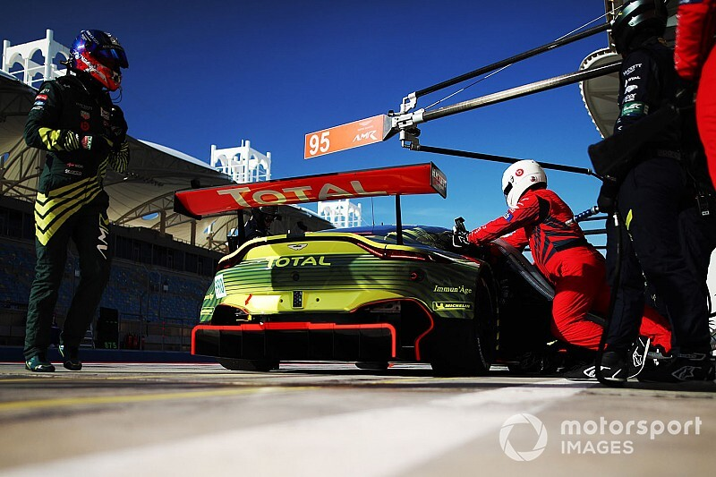 "Aston ""cannot allow"" Porsche to win in Bahrain"