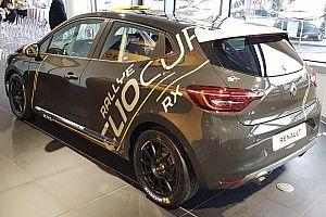 Bernardi w nowym Clio na Monte Carlo