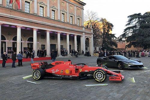 VIDEO: Kijk live naar de presentatie van Ferrari's nieuwe F1-auto
