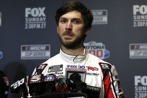 Daniel Suarez' Daytona 500 hopes end with Duel #1 crash
