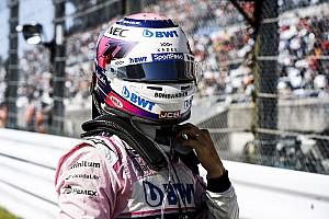 A McLaren pilótáinak esélye sem volt Perez és Verstappen ellen