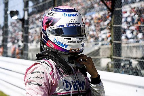 Perez: Formuła 1 stała się smutna
