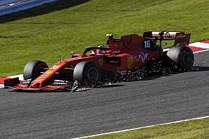 GP do Japão: Leclerc recebe punição dupla por acidente na largada