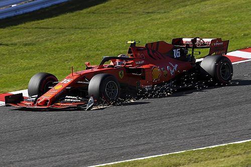 Podwójna kara dla Leclerca