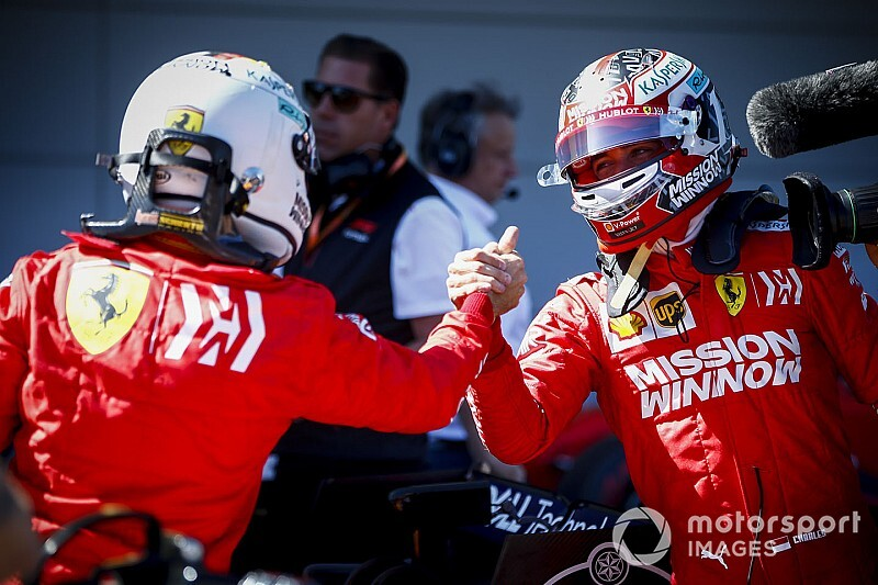 "Ferrari ""quite surprised"" by Suzuka qualifying 1-2"