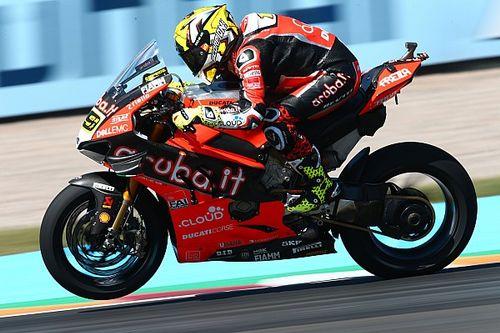Bautista ostatni raz z Ducati