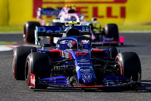 F1: nessuna sanzione per il contatto tra Gasly e Perez a Suzuka