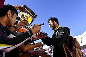 Ricciardo'nun sözleşmesinde büyük takımlara geçiş maddesi yok