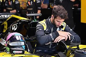 """Ricciardo: """"Dacht dat het anders zou gaan bij Renault"""""""