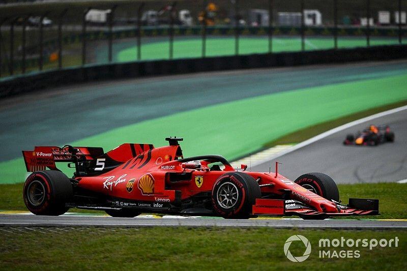 Vettel: En ritmo de carrera otros parecen más rápidos