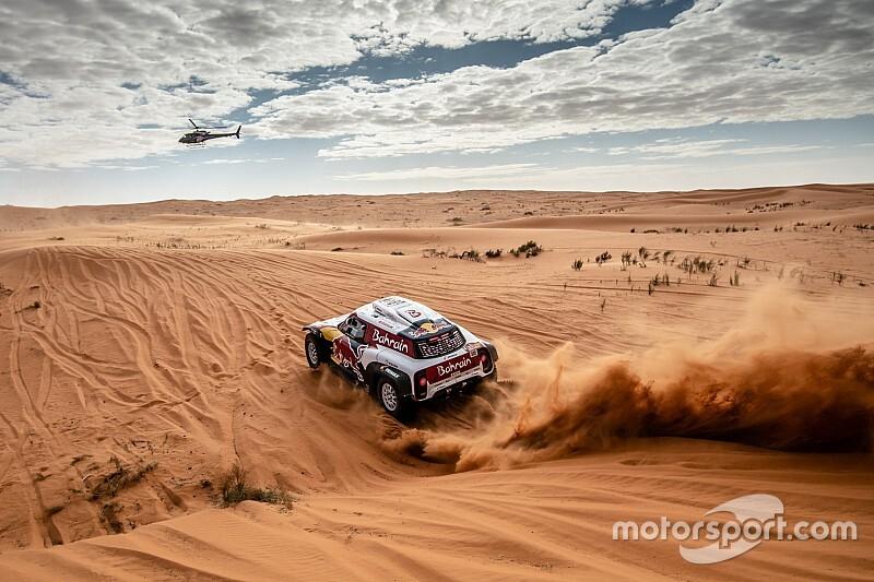 Dakar 2020, 7.etap: En uzun etabın galibi Sainz