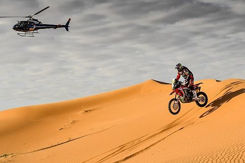 Benavides gana la etapa más amarga del Dakar 2020