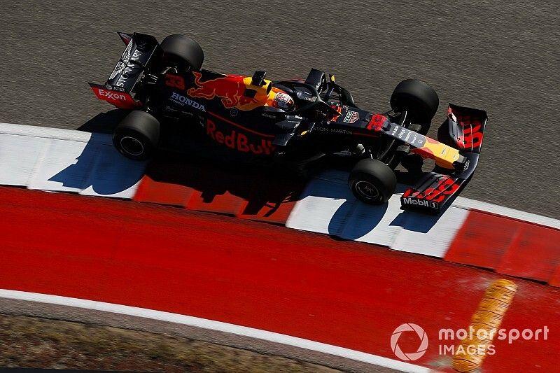 Verstappen: El tiempo de Hamilton no es representativo