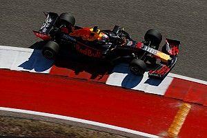 """Verstappen: """"Il tempo di Hamilton? E' stato agevolato dalla scia!"""""""