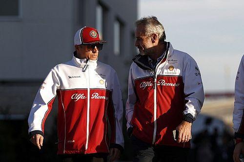 """Alfa Romeo Racing, Raikkonen et Giovinazzi en chœur : """"Nous avons le rythme en course""""."""