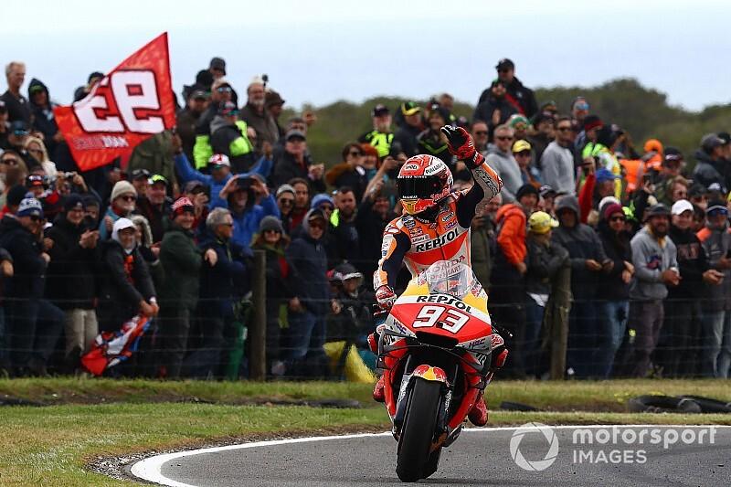 Márquez : Viñales était le plus rapide