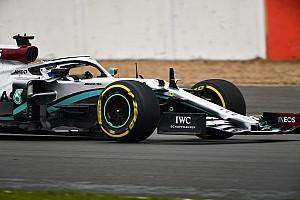 Валттери Боттас показал лучшее время в утренних тестах Формулы 1