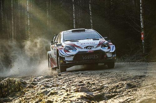 WRC, Rally Svezia, PS8: Rovanpera supera Ogier e torna terzo