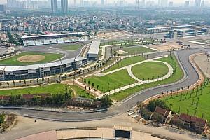 Vietnam: il tracciato di Hanoi per la Formula 1 è pronto