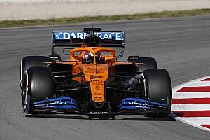 """Sainz: """"McLaren, parça değişiklikleri yüzünden az tur attı"""""""