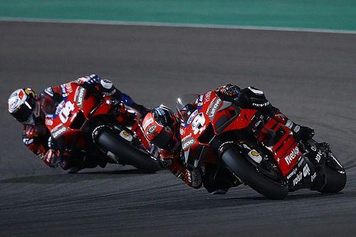 Ducati estime qu'il faut évaluer la possibilité d'une saison blanche
