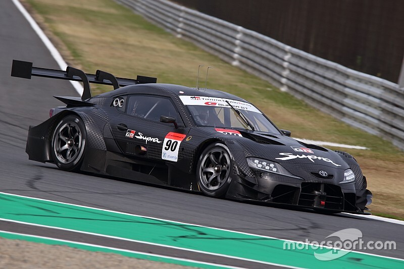Toyota unveils drivers for top-level Super GT return