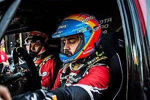 Alonso y el Dakar: lo aprendido y lo que falta por aprender