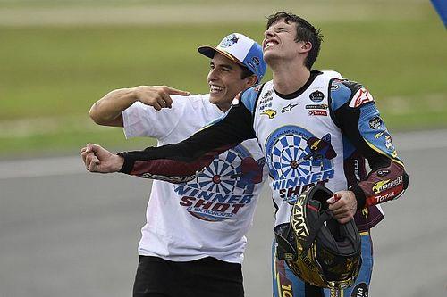 MotoGP: Honda nega que Álex será distração para Marc Márquez em 2020