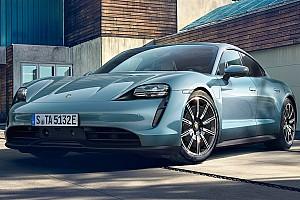 """Porsche Taycan 4S, l'elettrica in versione """"base"""" da 530 CV"""