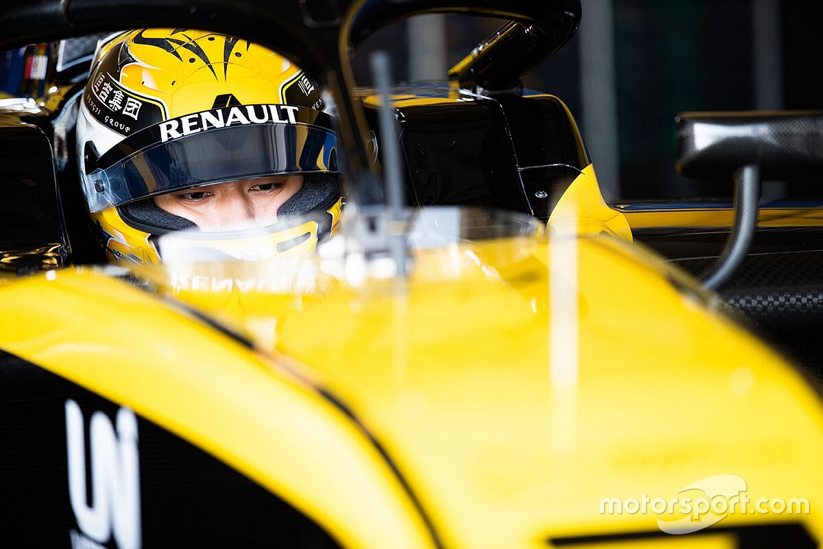 Zhou veya Mazepin, Renault'nun F1'de devam etmesine yardım edebilir