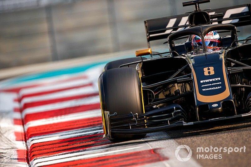 Haas nie wini kierowców