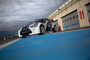 Vídeo: Bottas prueba el Citroen DS3 WRC en Paul Ricard