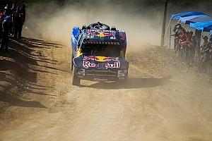 Dos ganadores del Dakar acaban segundos la Baja 1000