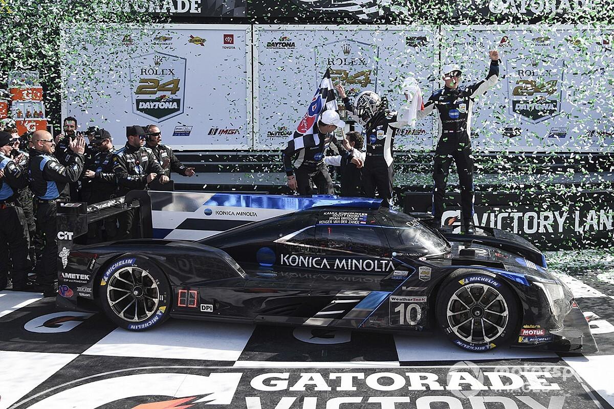 """Dallara: """"Quattro vittorie a Daytona e record sulla distanza"""""""