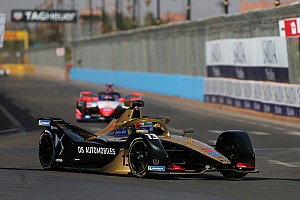 Marrakesh E-Prix: Da Costa sets FP1 pace with Vergne absent