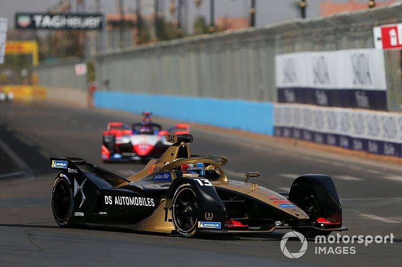 Da Costa bate Evans em primeiro treino da Fórmula E em Marraquexe; di Grassi é 5º