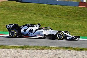 AlphaTauri plant testdag op Imola in voorbereiding op F1-seizoen
