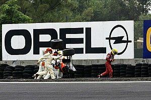 GALERÍA: el GP de México de 1991