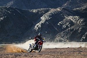 Brabec wants Dakar's new 'blind' stages to be the norm