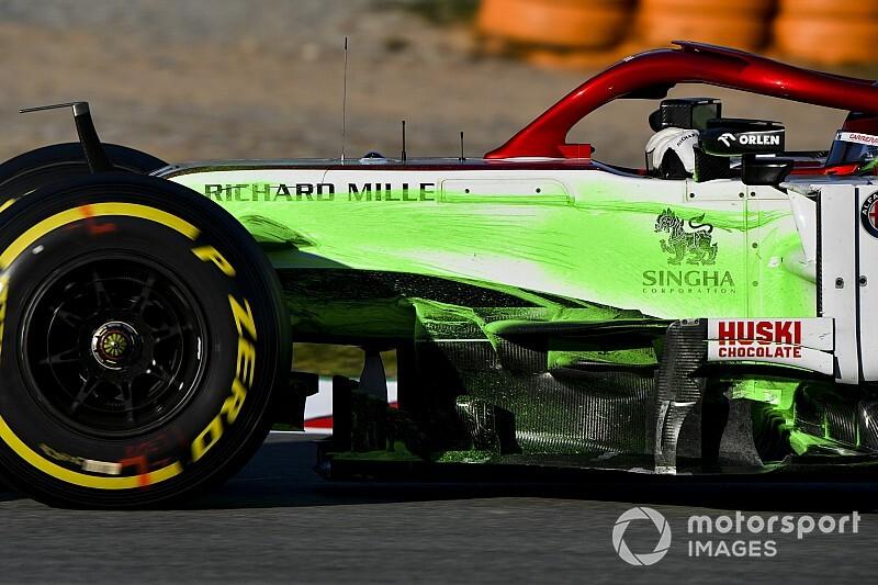 Formel-1-Technik 2020: Die Updates beim Test in Barcelona
