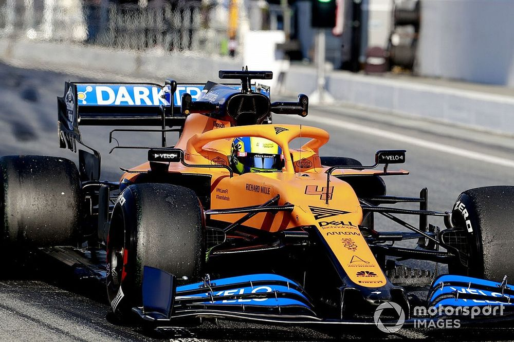 McLaren: no habrá líos contractuales por extender la temporada