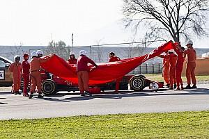 Ferrari bada silnik