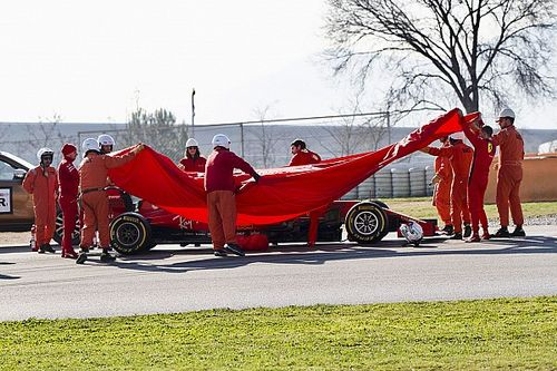 The failure that shows Ferrari is on the back foot