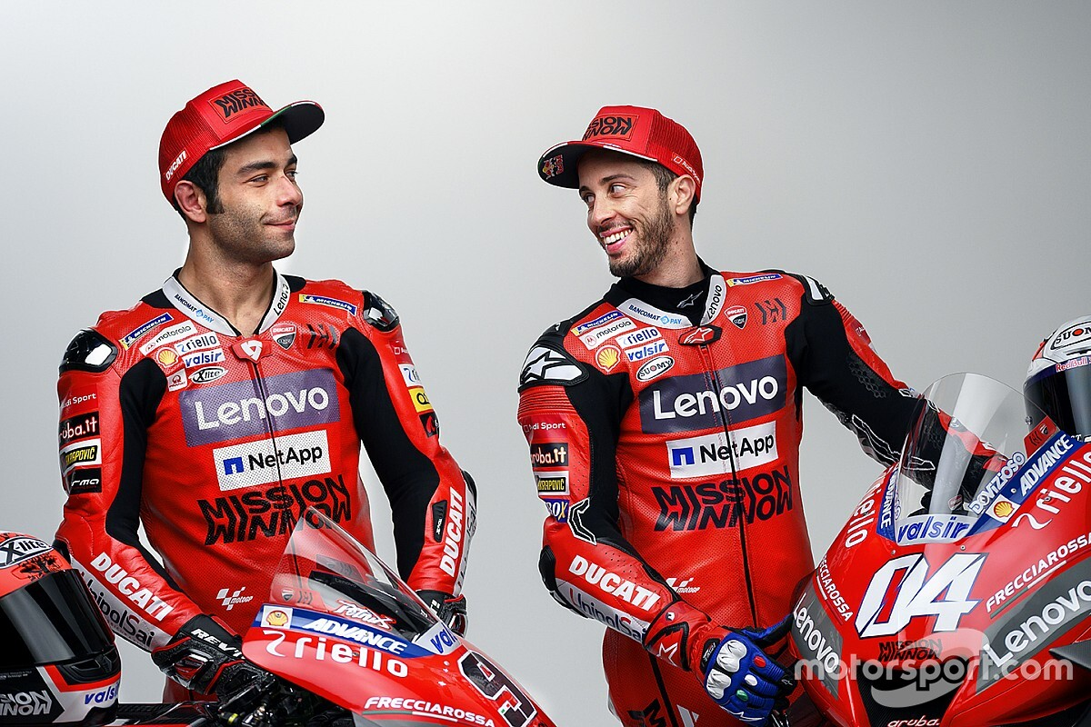 "Ducati sees merits in using rider market ""pressure"""