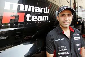 Chanoch Nissany, le plus improbable des pilotes de F1