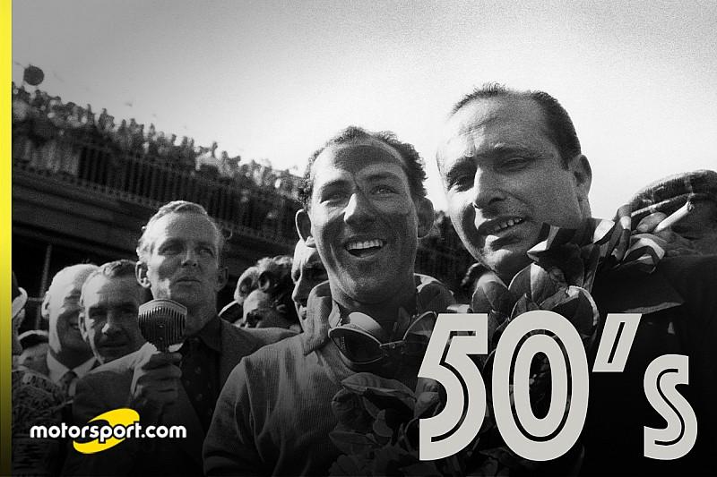 Galéria: Az 50-es évek F1-es világbajnokai