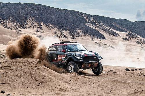 El primer roce del Dakar 2020: Terranova vs. Alonso
